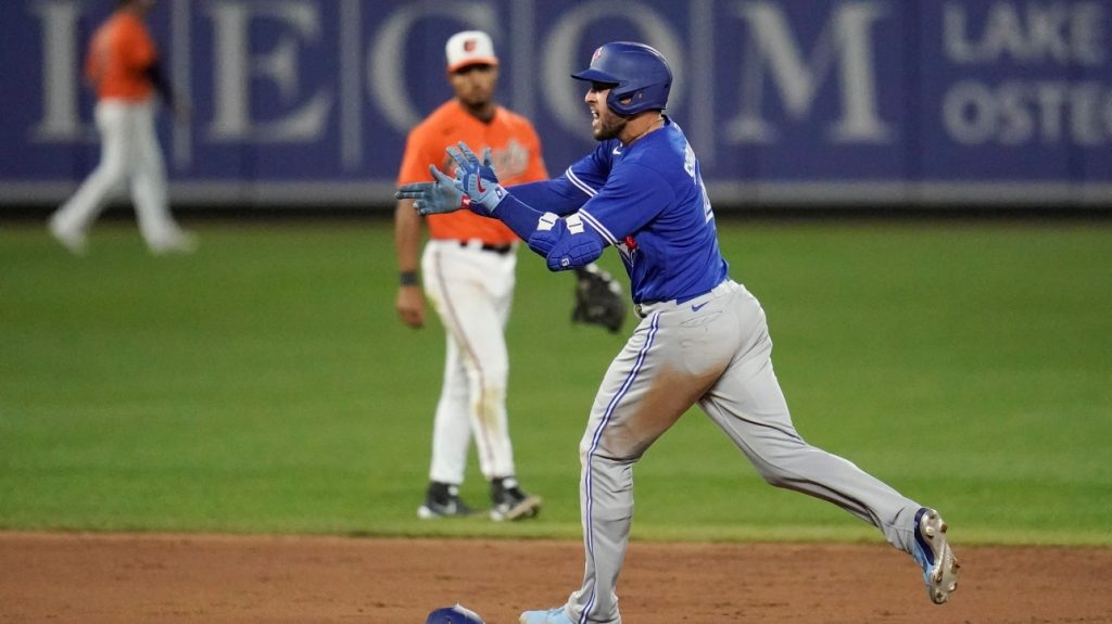 MLB: Jace sweeps doubles schedule on Orioles