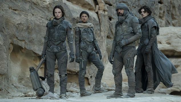 Mixed reviews at Dune Premiere