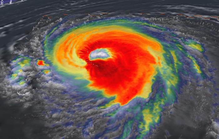 Quebec in major hurricane crosshairs?
