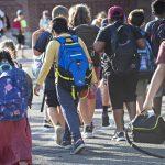 Rapid tests in schools in 10 regions of Quebec