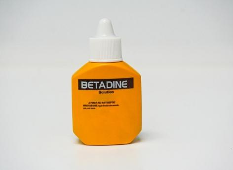 """Rinsing the mouth with betadine is """"ineffective"""" and dangerous"""