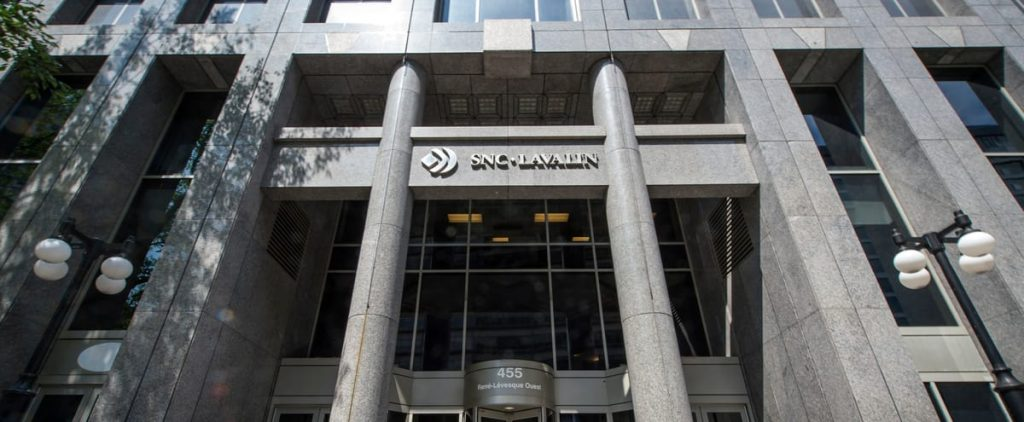 SNC-Lavalin and Justin Trudeau are doing well