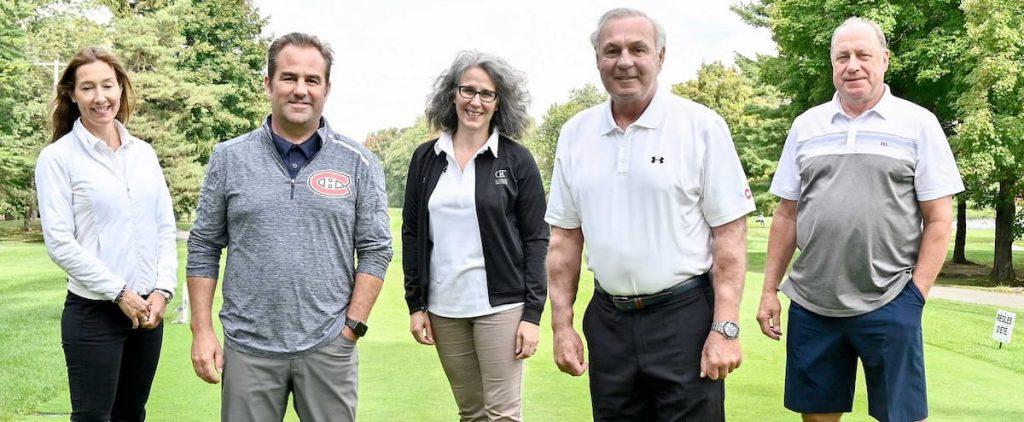 The Canadians' annual golf tournament raises over $ 400,000