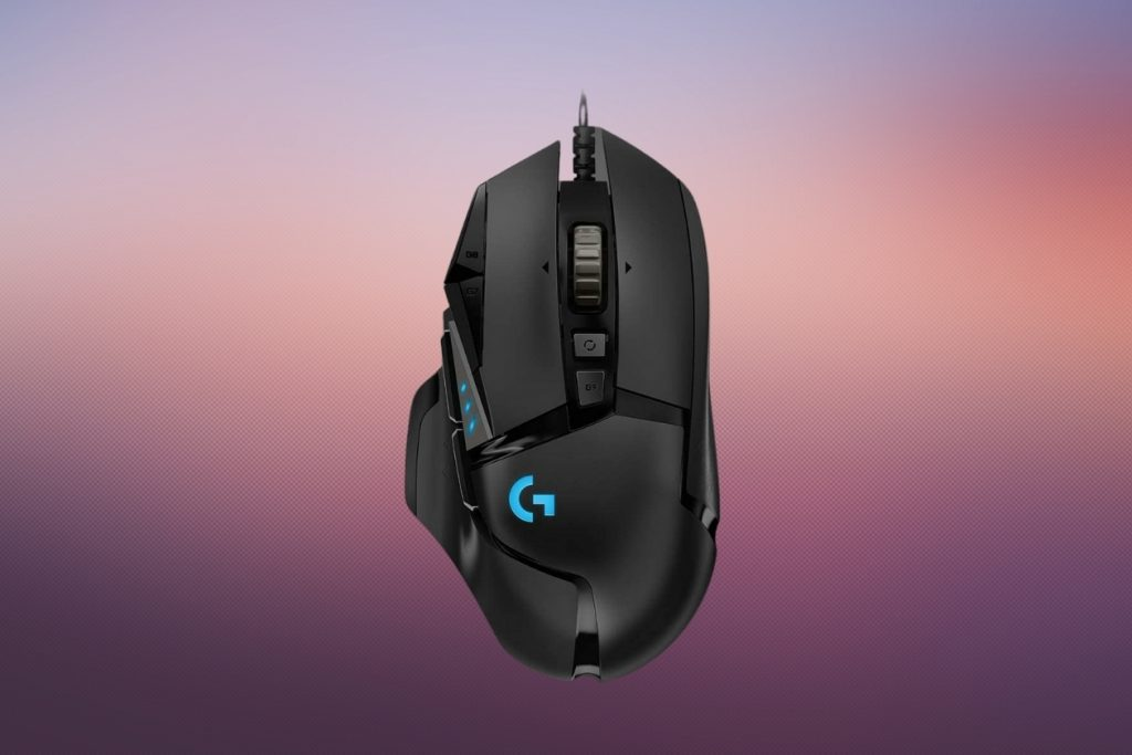 The famous Logitech G502 Hero Gaming Mouse is really competitively priced