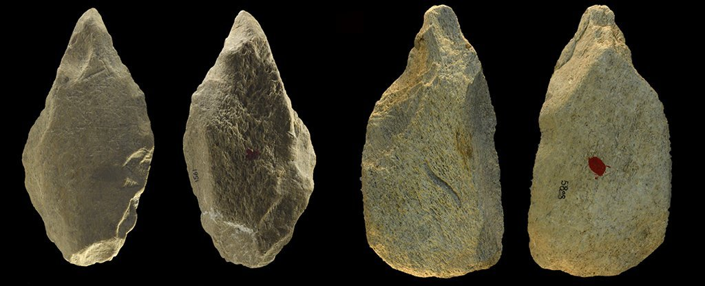 The massive discovery of 400,000-year-old bone tools challenges our understanding of early humans