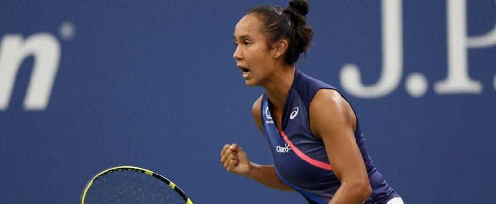 US Open: Leila Annie Fernandez reaches quarterfinals