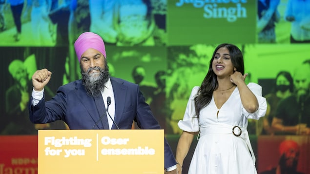 """""""We will continue to fight for you,"""" Jagmeet Singh assured"""