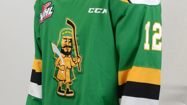 Prince Albert Raiders has brought back the controversial logo