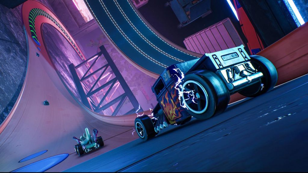 Pyrenees Gaming: Hot Wheels, Riding is not a toy