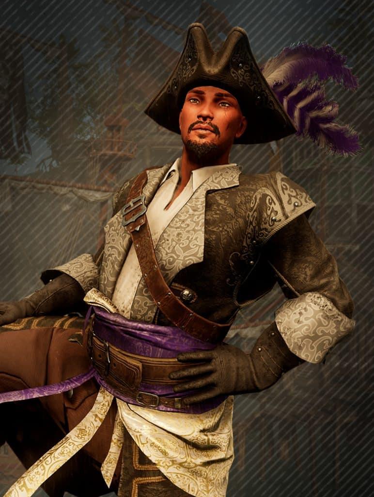 Pirate New World