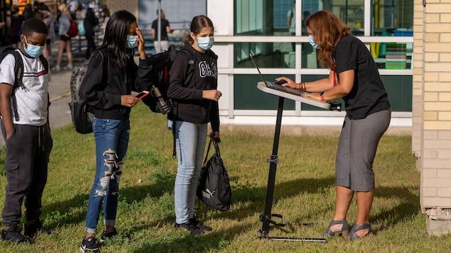 Rapid School Screening Assures Ottawa and Eastern Ontario Coronavirus: Ontario