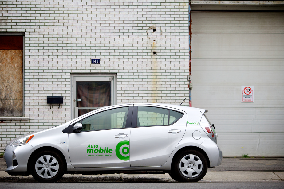 Project Montreal aims for 50% more self-service vehicles