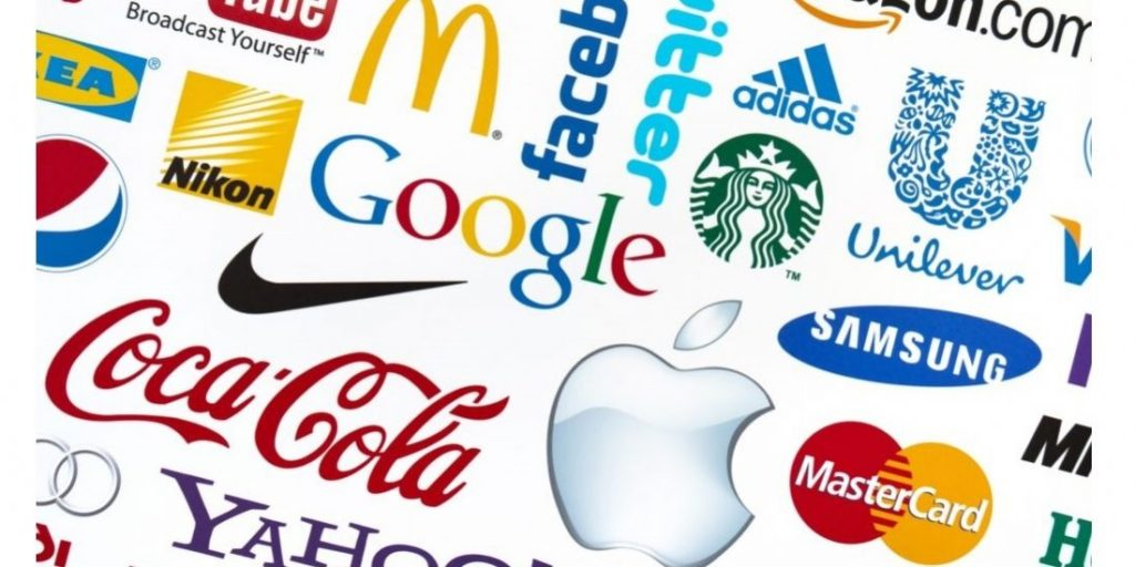 The most popular brands in France