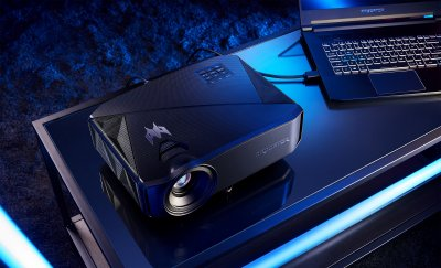 Acer offers its Predator GD711 and GM712 4K gaming projectors
