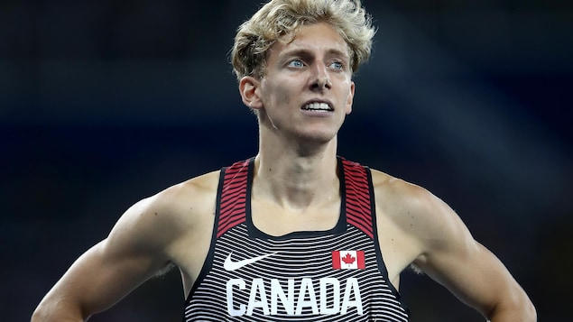 Athletics Canada does not support Charles Filibert-Tibotat |  Olympic Games