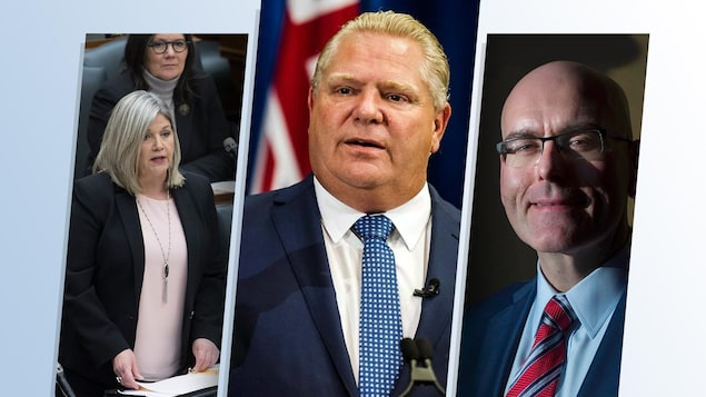 Doug Ford and opposition leaders no longer learn French lessons
