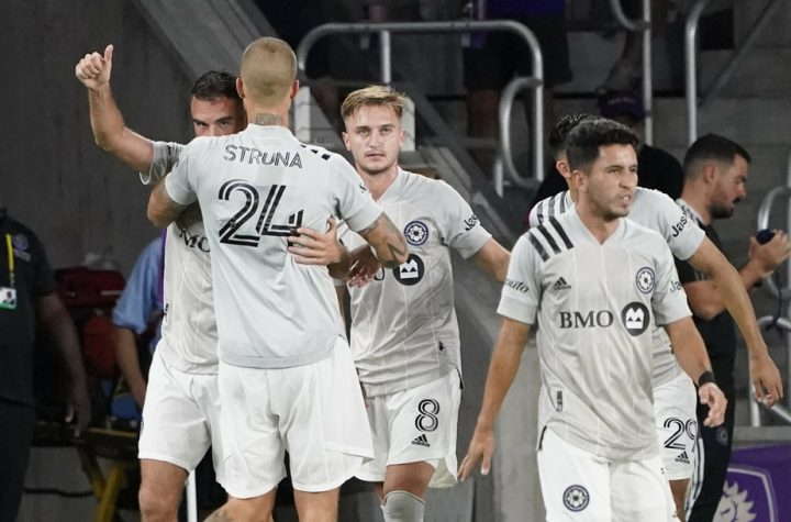 Camacho's leadership leads to a draw in Montreal in Orlando