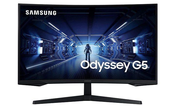 Image 1 : L'écran PC Gaming Samsung est à prix réduit chez Amazon
