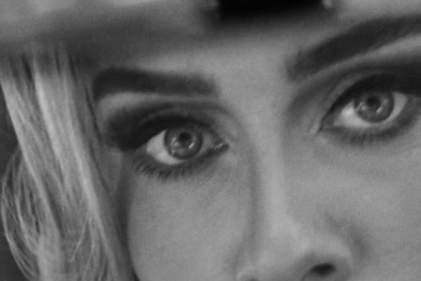 Adele's new clip was filmed in Quebec