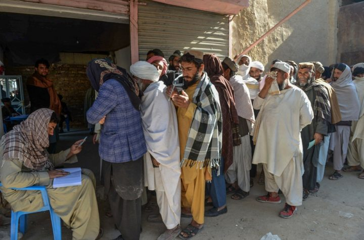 Afghanistan |  The Taliban will address unemployment and hunger