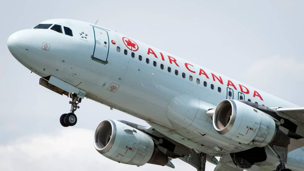 Air Canada sets the course for South America