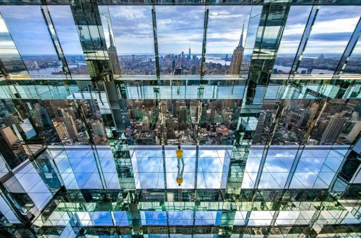 Air |  New immersive attraction in the New York skyscraper