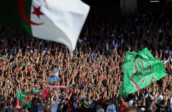 All Algerian clubs qualify!