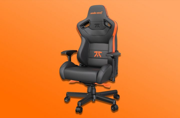 Anda Seat Phonetic Edition: Comfortable and spacious gaming chair