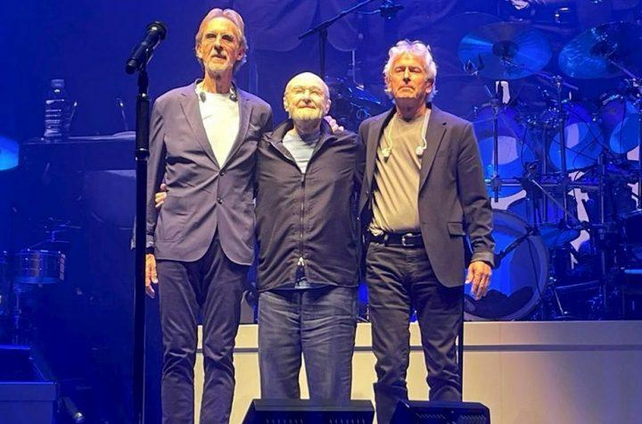 COVID-19 |  Genesis postpones tour dates