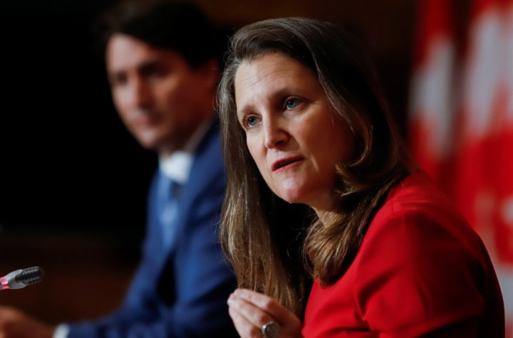 Canada-US border |  Freeland confirms that a negative COVID-19 test is mandatory
