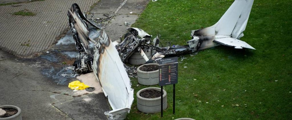Deadly crash in Montreal: may cause engine problem