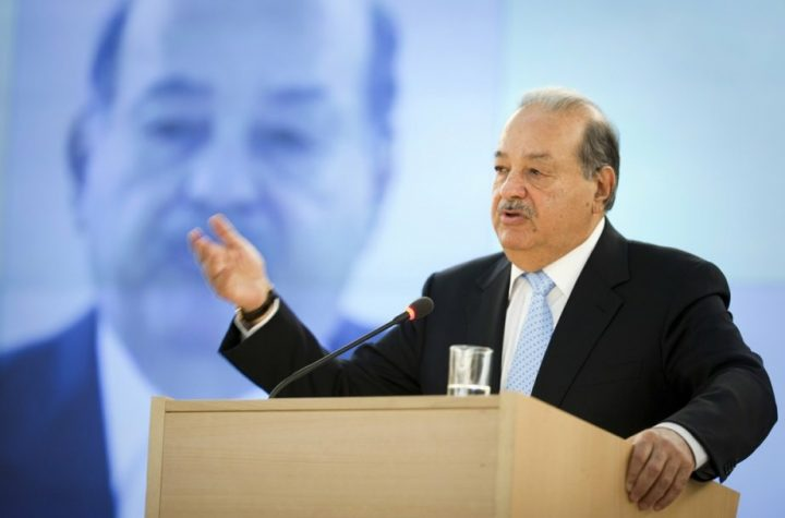 Deadly fall in Mexico City |  Carlos Slim will finance the reconstruction of the metro line