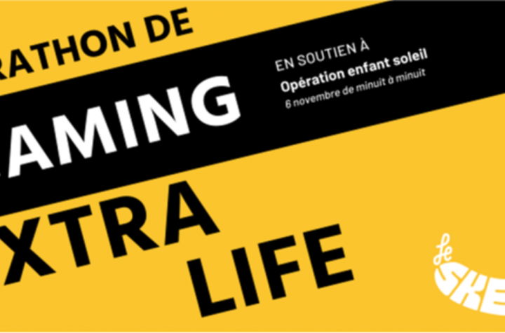 Gaming Marathon for Operation Enfont Soleil