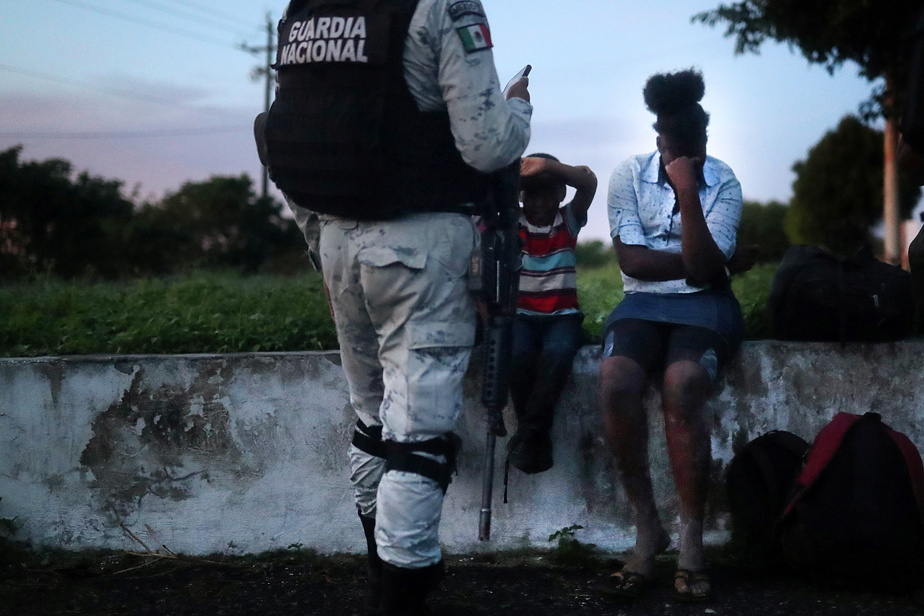 Guatemala    Police found 126 immigrants in the container