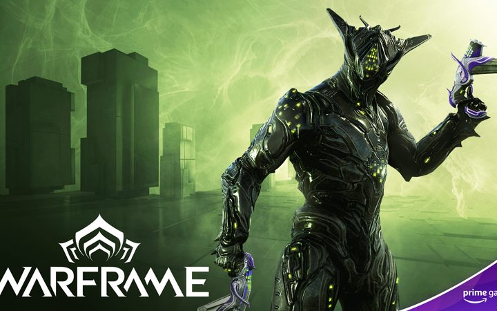 How to get Prime Gaming Warframe, Verve Furis Pack for free?  - Breakflip