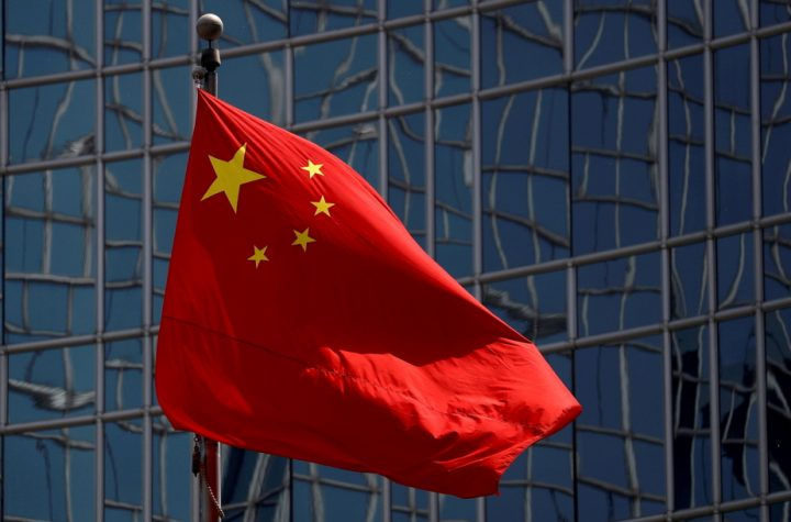 Information that China has tested a hypersonic missile in orbit