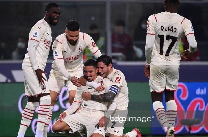 Ismail Bennasser scorer and passer against Bologna