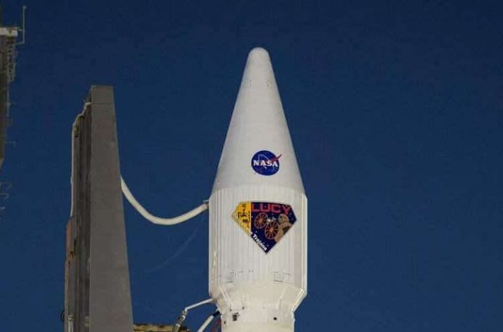 Lucy's NASA's first mission to Trojan asteroids begins Saturday