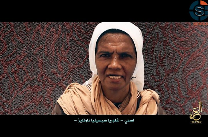Mali    Sister Gloria spent four years and eight months in Al Qaeda captivity