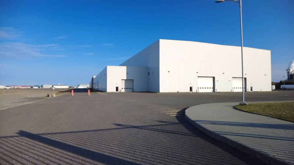Matane: The former Enercon factory was finally sold