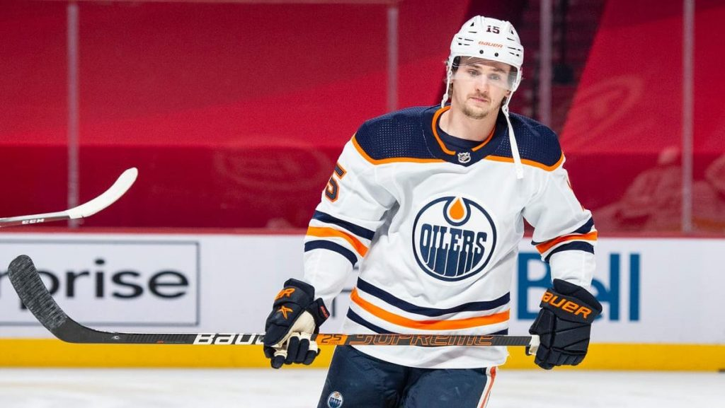 NHL: The conspirator develops a heart problem