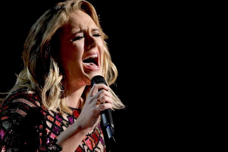 New album for Adele?