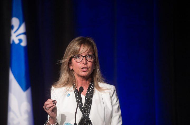 Presidency of FIQ |  Nancy Bedard is leaving her post