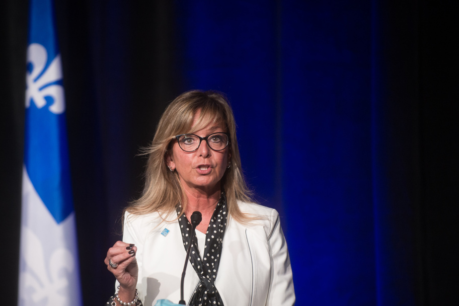 Presidency of FIQ    Nancy Bedard is leaving her post