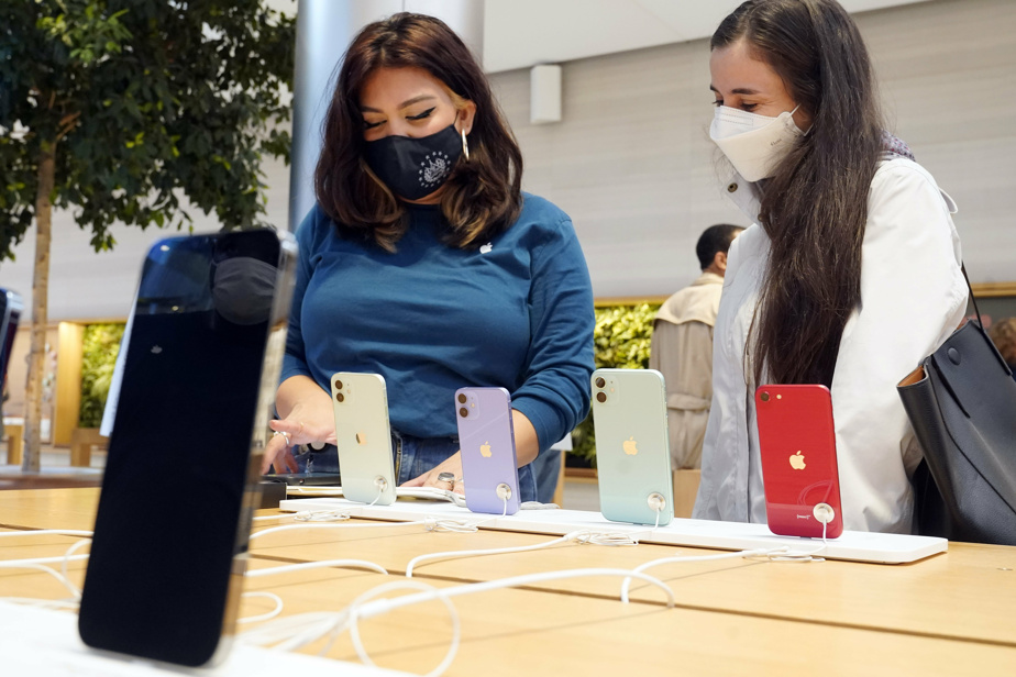 Production of the iPhone 13 has slowed down due to chip shortage