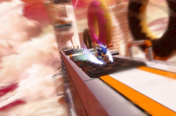 Pyrenees Gaming: Sonic Colors Ultimate Speed
