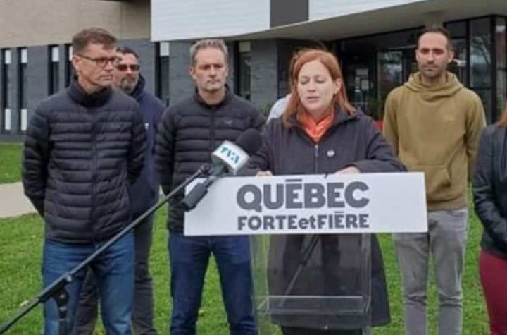 """Quebec City: Bruno Marchand believes that """"a big disabled person"""" should not be bilingual"""