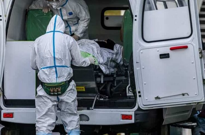 Russia reported more than 1,000 deaths from COVID-19 in the first 24 hours