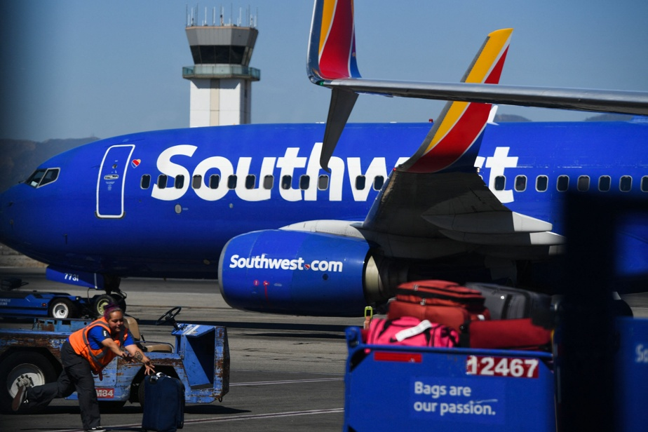 Southwest Airlines canceled more than 1,000 flights on Sunday