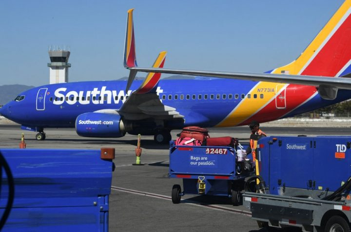 Southwest agreed that they were canceled due to lack of staff